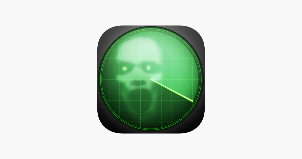 Ghost Detector Radar Camera on the App Store