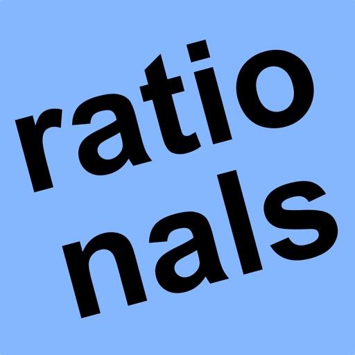 ARationalExp Simply Rational