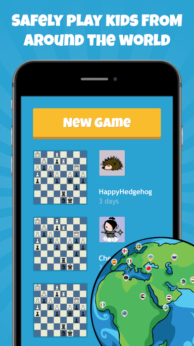 Chess for Kids - Play & Learn på PC