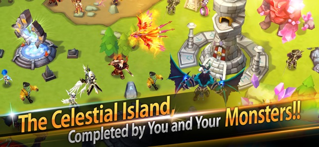 best android games like summoners war