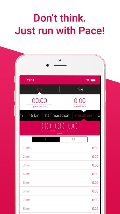 Pace - Ultimate run calculator