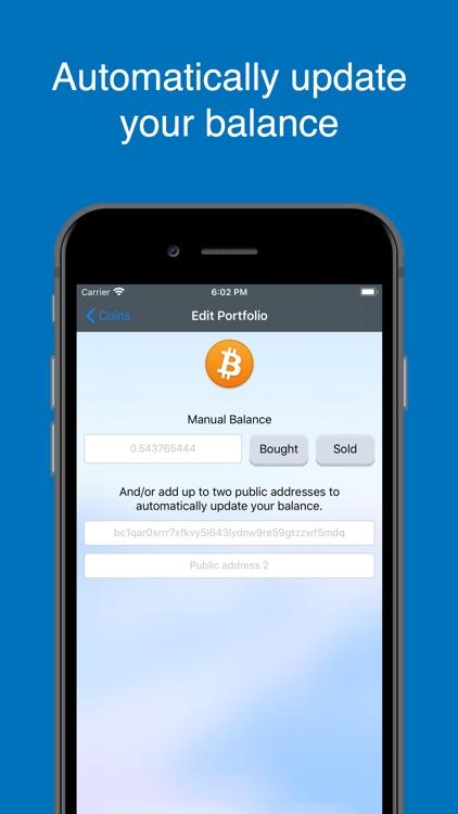 Coin Pal - #1 Crypto Tracker