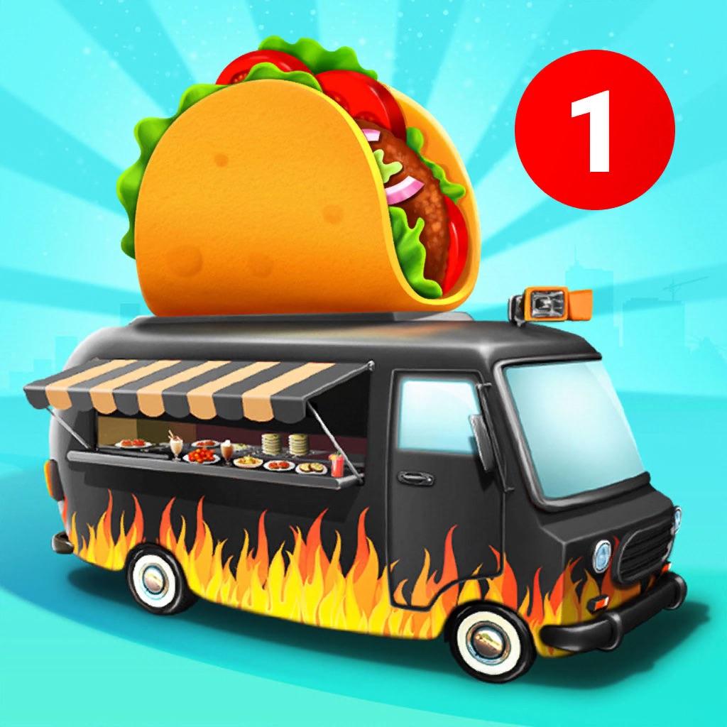 Food Truck Chef: Pizza & Food
