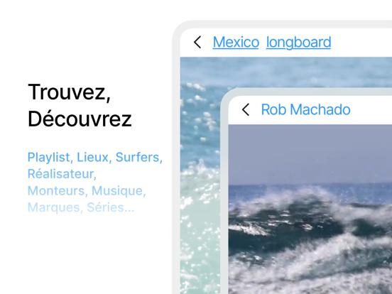 Screenshot #6 pour NobodySurf - Surfing Videos