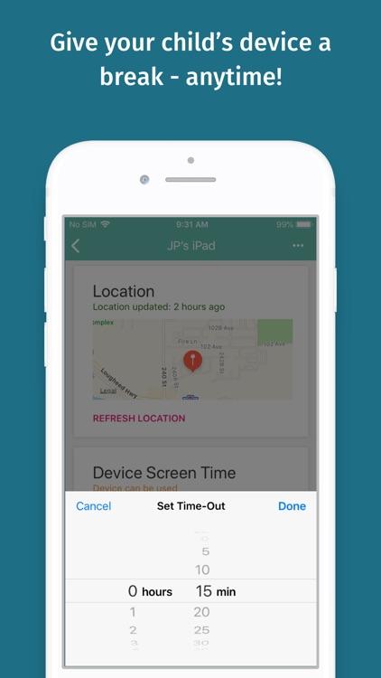 Boomerang Parental Control screenshot-4