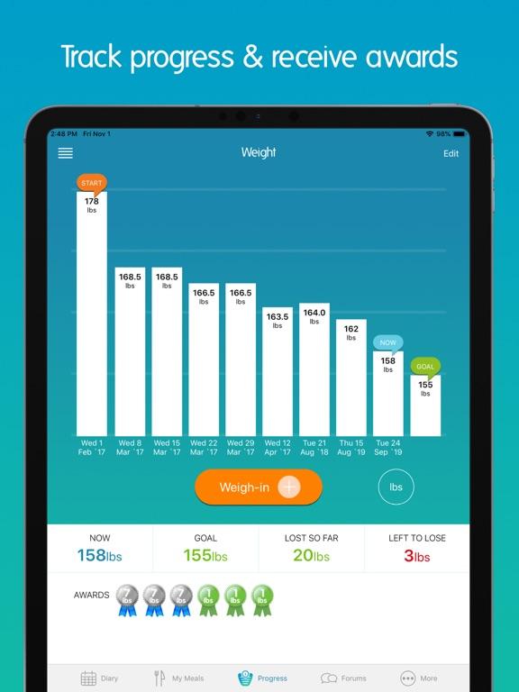 Calorie Counter + screenshot