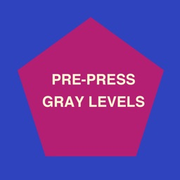 Pre-Press Gray Levels