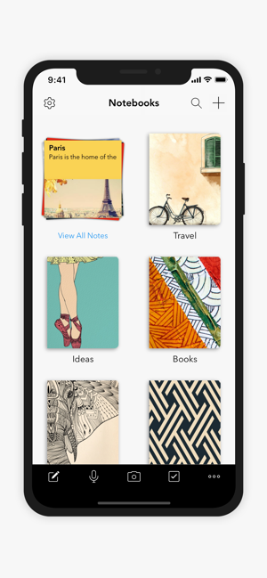 Notebook - Take Notes, Sync on the App Store