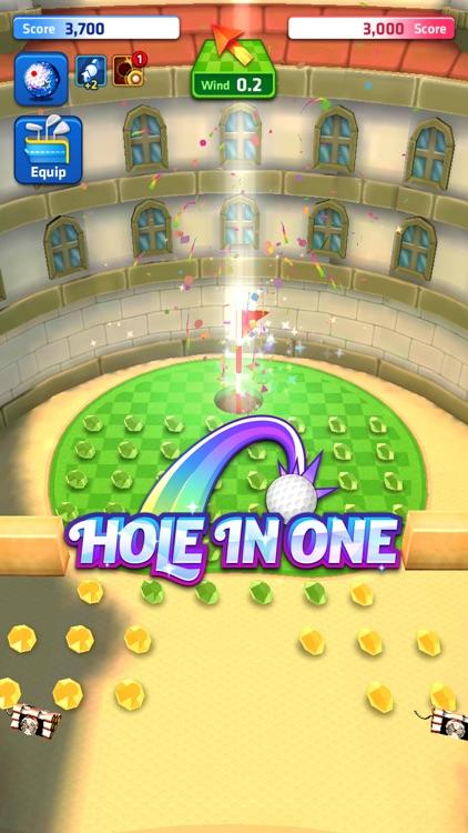 Mini Golf King - Multiplayer screenshot-4