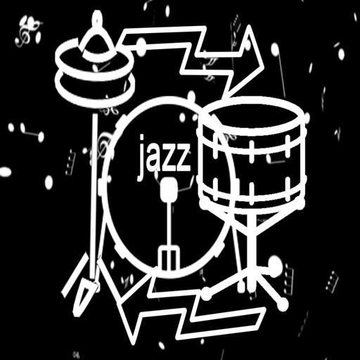 Jazz Drum Loops by Abu Studio Inc