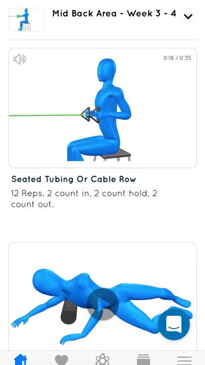 Back Pain Relief Exercises screenshot-7