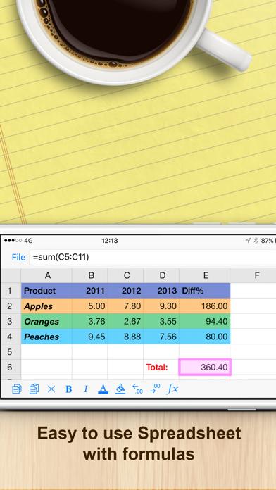 文書  Documents (Office Docs) ScreenShot2