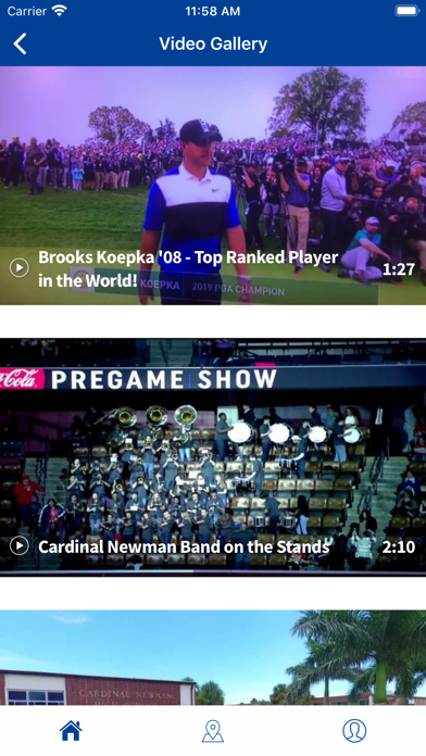 Cardinal Newman High School screenshot 5