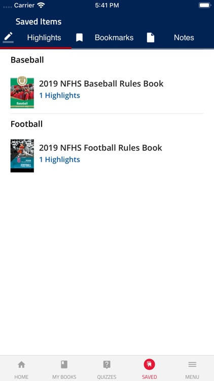 NFHS Rules screenshot-3