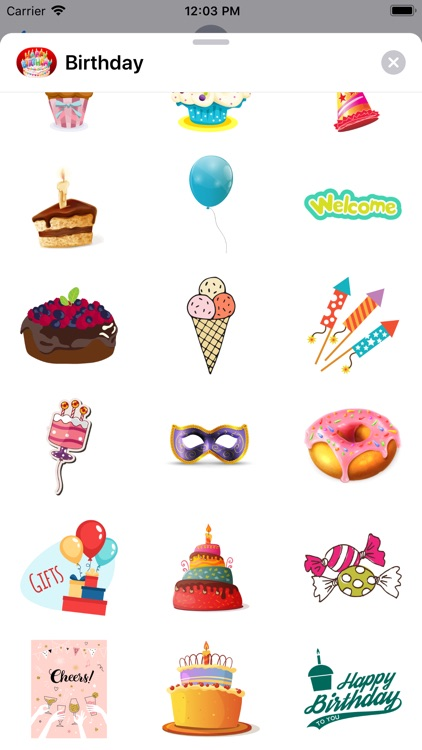 100+ Happy Birthday Wishes App screenshot-7