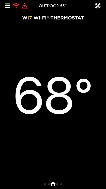 Fast Wi7 Wi-Fi® Thermostat screenshot-0