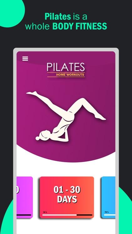 Pilates Yoga Fitness Workouts