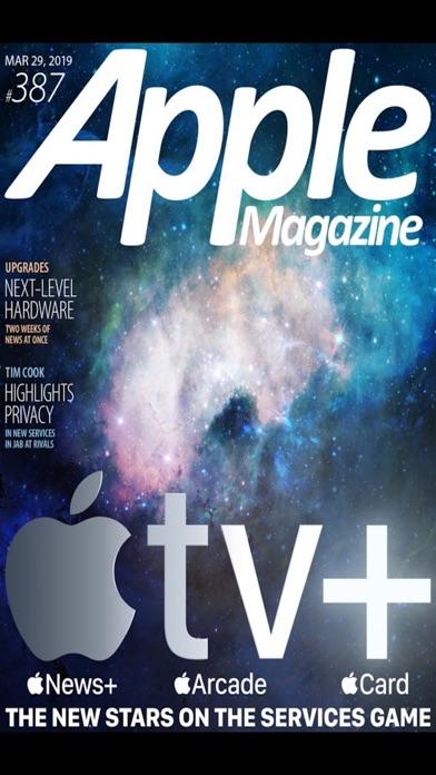 Applemagazine review screenshots