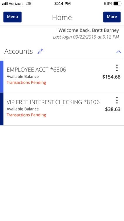 Citizen Bank Mobile App screenshot-5