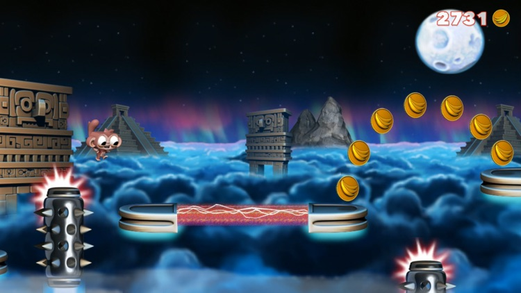 Dare the Monkey: Arcade Jump screenshot-5