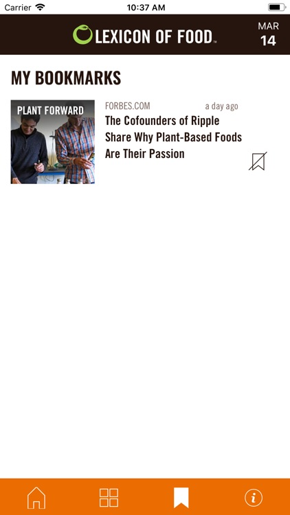 Lexicon of Food screenshot-3