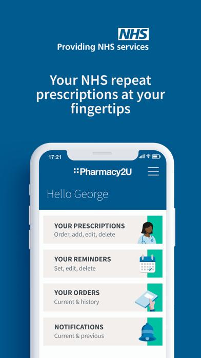 Pharmacy2U NHS Prescriptions