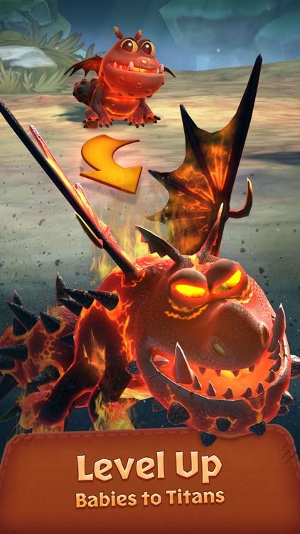 Dragons: Titan Uprising screenshot-4