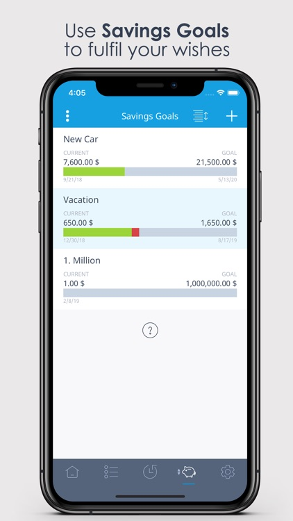 MoneyControl Spending Tracker screenshot-5
