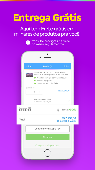 Baixar Magazine Luiza: Comprar Online para Pc
