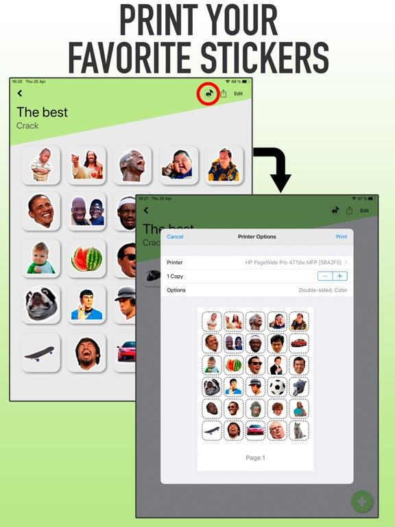 Stickers Maker WhatsAp screenshot 7