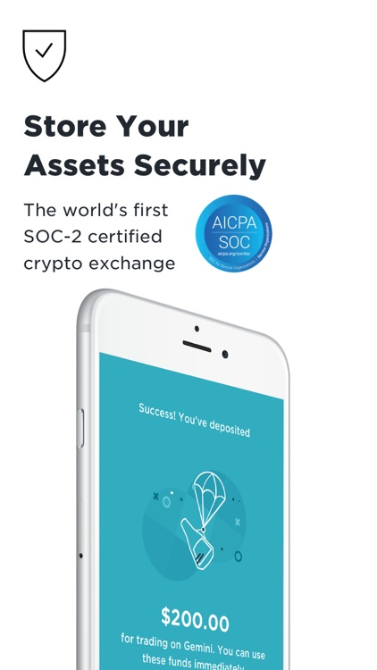 Gemini: Buy Bitcoin Instantly