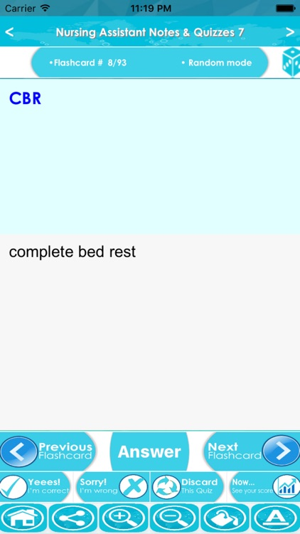 Nursing Assistant Exam Review screenshot-3