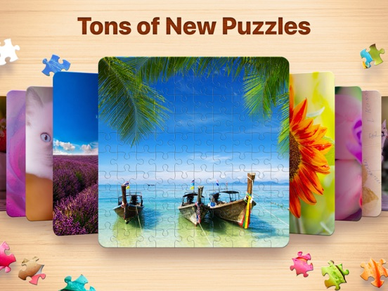 Jigsaw Puzzles – Puzzle Game screenshot 2