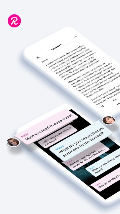 Radish Fiction & Chat Stories screenshot-5