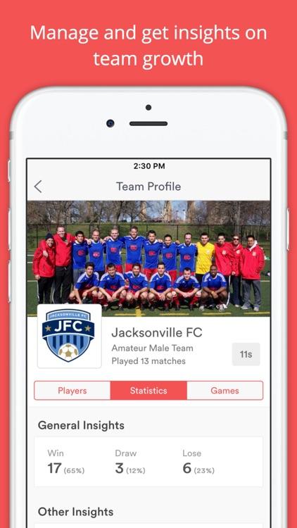 Gameday - For Football Teams