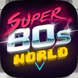 Ícone do app Super 80s World