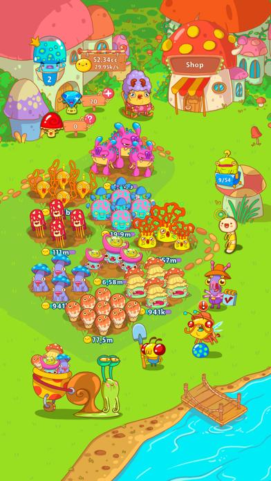 Mushroom Party screenshot 3