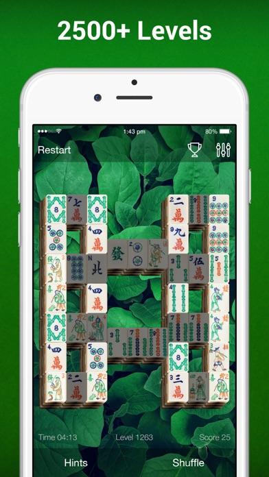 Mahjong‧