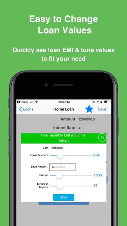 Loan Calculator ++ screenshot-6