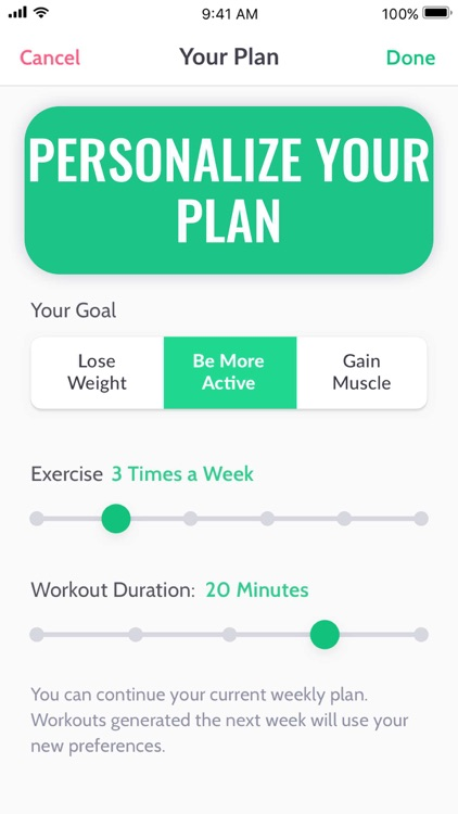 30 Day Fitness screenshot-4