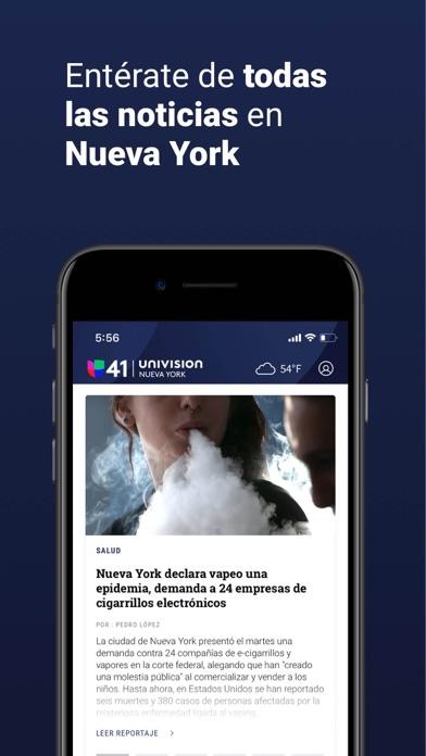 Univision 32 Salt Lake City screenshot 1