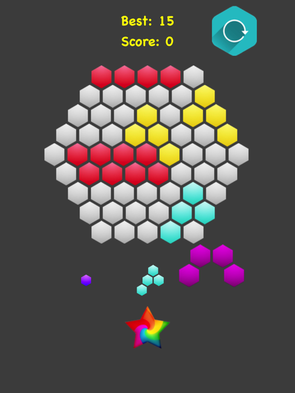 Join Blocks - Hexagonal Merger screenshot 6