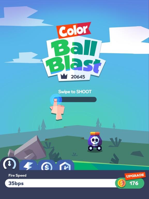 Color Ball Blast-Cannon Bomber screenshot 10