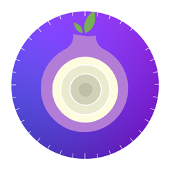 ‎Purple Onion - TOR Browser VPN