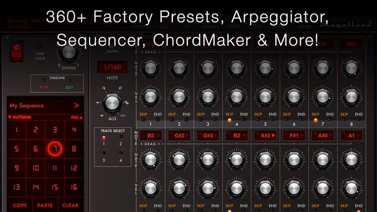 Magellan Synthesizer 2 screenshot-8