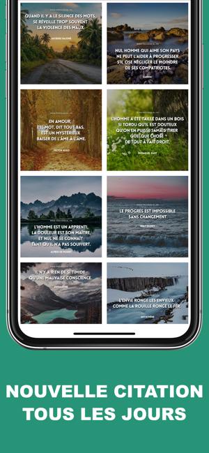 Proverbes Citations Dans L App Store