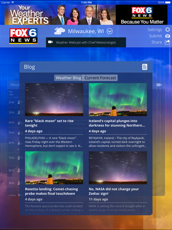 FOX6 Milwaukee Weather | App Price Drops