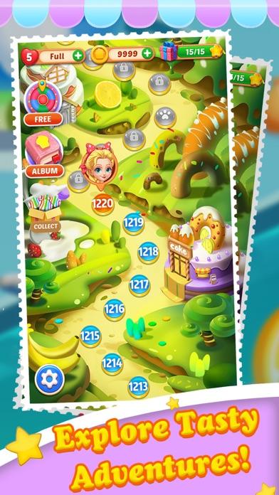 Cake Jam Drop - New Match Game screenshot 5