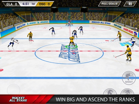Hockey All Stars screenshot