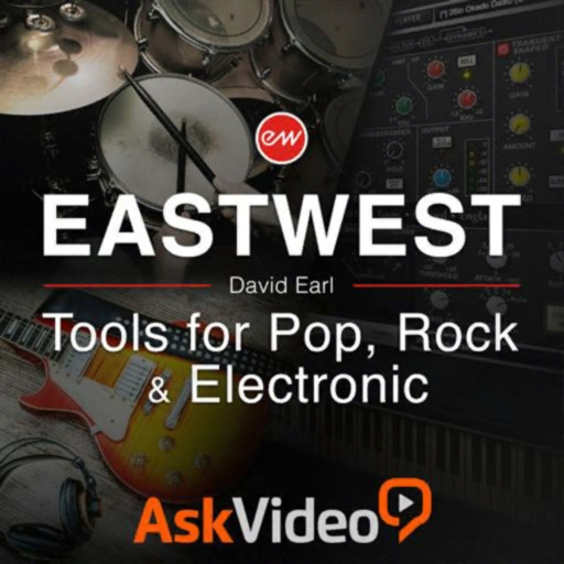 Pop, Rock & Electronic Course